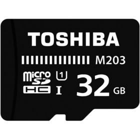 microSDHC 32GB Toshiba 東芝 UHS-...