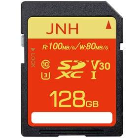 SDXCカード128GB超高速R:100MB/s W:80M...