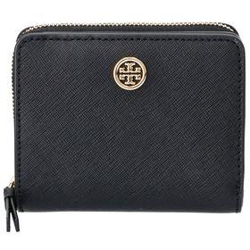 【TORY BURCH】二つ折り財布/ROBINSON【ブラ...
