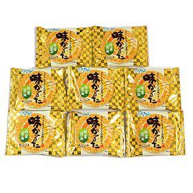 【8個】ぼんち 味かるた 蜂蜜醤油