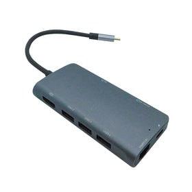 USB type-C マルチポートハブ