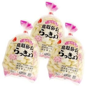 【予約受付】5/31~順次出荷【M 1kg×3袋】鳥取県福部...