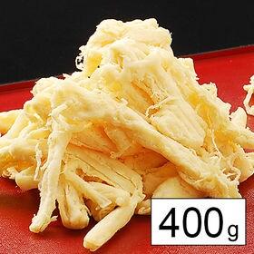 リッチチーズいか400g 北海道産のイカを使用し、チェダーチ...