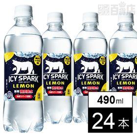 【24本】アイシー・スパーク フロム カナダドライ レモン ...
