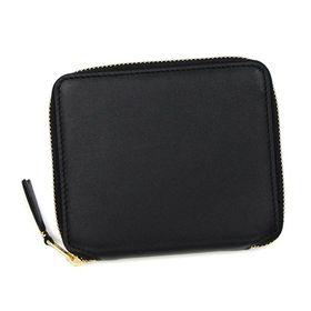 【コムデギャルソン】2つ折り財布 SA2100 色:BLAC...