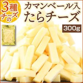 【300g】カマンベール入 3種チーズのたらチーズ【D19】