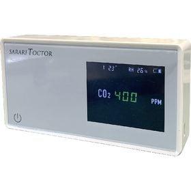 二酸化炭素濃度計 Co2 METER 充電式