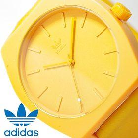 【イエロー】アディダス 腕時計  ADIDAS  プロセス-...