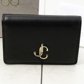 ジミーチュウ 二つ折り財布 MYAH PKR 193 色:B...