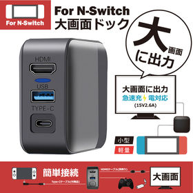 For N-Switch大画面ドック