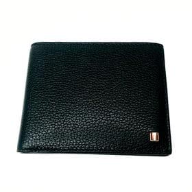 バリー 二つ折り財布 GEVYE 10 色:BLACK-ブラ...