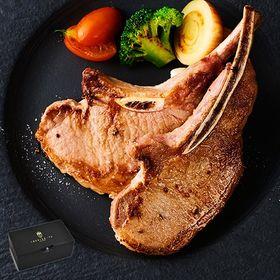 イベリコ豚 骨付きステーキ 5枚入り 500g イベリコ屋