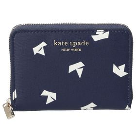 【KATE SPADE】コンパクト財布/SPENCER【ネイ...