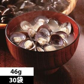【46g×30袋】<宍道湖産大和しじみ>あわせみそ汁