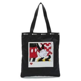 [LeSportsac]トートバッグ EMERALD TOTE ブラック | ミッキーと素敵な仲間たちが織り成す「Mickey&Friendsコレクション」!