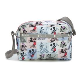 [LeSportsac]ショルダーバッグ DANIELLA CROSSBODY マルチ | ミッキーと素敵な仲間たちが織り成す「Mickey&Friendsコレクション」!