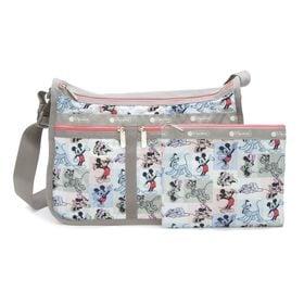 [LeSportsac]ショルダーバッグ DELUXE EVERYDAY BAG マルチ | ミッキーと素敵な仲間たちが織り成す「Mickey&Friendsコレクション」!