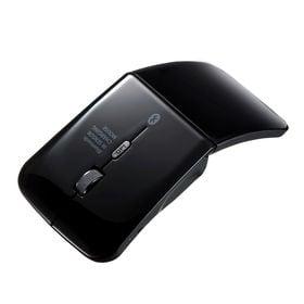 静音Bluetooth5.0 IR LEDマウス サンワサプ...