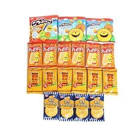亀田製菓せんべいお菓子セットB(小袋食べきりサイズ)