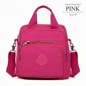 【ピンクF】2WAYショルダーバッグ