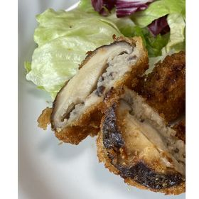 【2.1kg/計60個】椎茸肉詰めフライ<業務用冷凍>/玉ね...