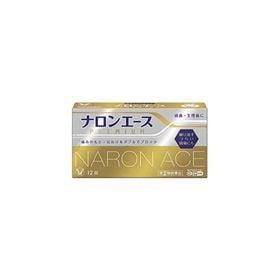 【指定第2類医薬品】ナロンエースPREMIUM 12錠 頭痛...