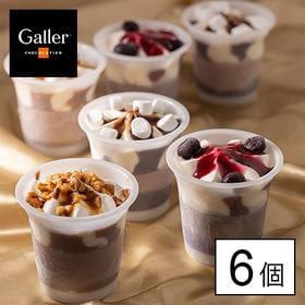 【6個】ガレー チョコレートアイスパルフェ(GL-P)「Ga...
