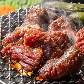 【500g】アンガス牛味付け焼肉用スリット入り