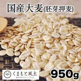 【950g】胚芽押麦(国産)