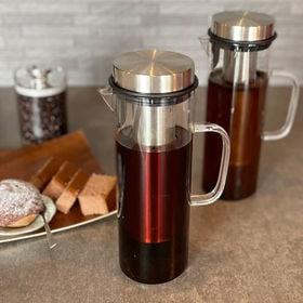 Felio COLD BREW コーヒーボトル/ガラス製!水...