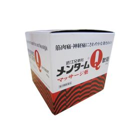 【第3類医薬品】メンタームQ軟膏 430g 筋肉痛 神経痛 ...