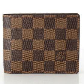ルイヴィトン 二つ折り財布 N60895 PORTEFEUI...