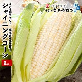 【予約受付】8/23~順次出荷【6本入】まるでフルーツ? 畑...