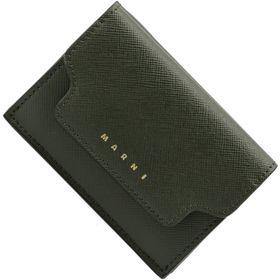 マルニ 折り畳み財布 PFMOW02U07 LV520 Z4...