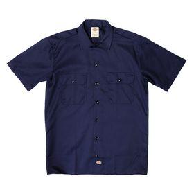 Mサイズ[Dickies]ワークシャツ S/S WORK S...
