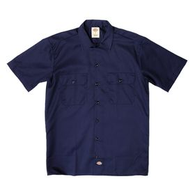 Lサイズ[Dickies]ワークシャツ S/S WORK S...