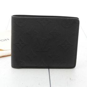 【ルイヴィトン 折り畳み財布 M62901 MONOGRAM...