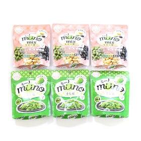 【6コ】カルビー miino(ミーノ) そら豆とmiino ...