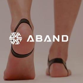 【S/ブラック】ABAND アンクルバンド/生活を「カンタン...