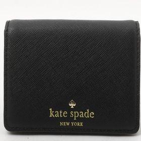 【ケイトスペード カードケース 色:BLACK-ブラック】