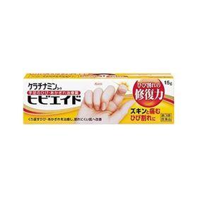 【第3類医薬品】ケラチナミンコーワ ヒビエイド 15g