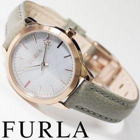 FURLA フルラ腕時計 レディース LIKE レザー