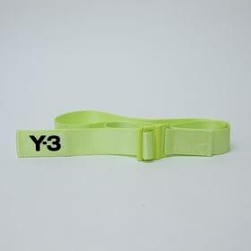 Mサイズ [Y-3] メンズ ベルト CLASSIC LOG...