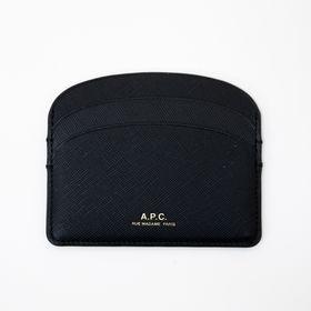 [A.P.C] パスケース HALF MOON CARD C...