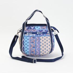 [LeSportsac] ハンドバッグ SMALL JENNI マルチ | ころんと丸みを帯びたルックスが可愛らしい!ハンドバッグとしても◎