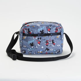 [LeSportsac] ショルダーバッグ DANIELLA CROSSBODY グレー系 | ミッキーと素敵な仲間たちが織り成す「Mickey&Friendsコレクション」!