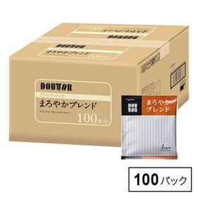 【100パック】ドトールコーヒードリップコーヒー まろやかブ...