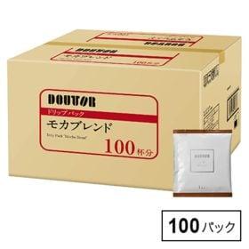 【100パック】ドトールコーヒードリップコーヒー モカブレン...