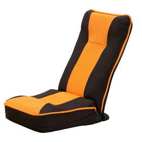 【オレンジ】整体師さんが推奨する健康ストレッチ座椅子