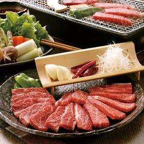 【計600g】米沢牛焼肉(もも肉・ばら肉 各300g)焼肉の...
